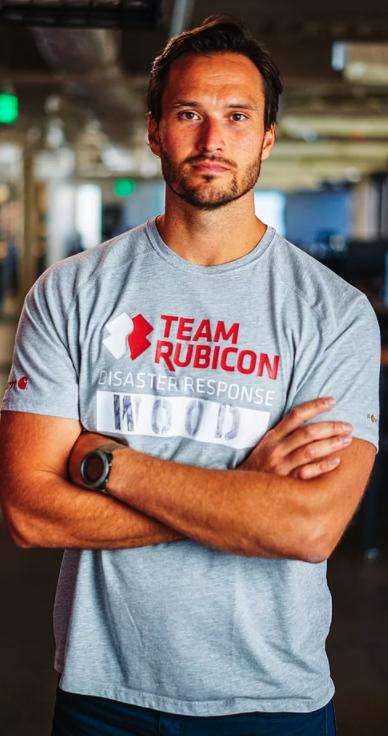 Jake Wood CauseMic Team Rubicon